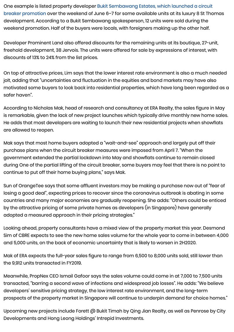 Parc Greenwich - New home sales see strong rebound in May, up 75.5% Part 2